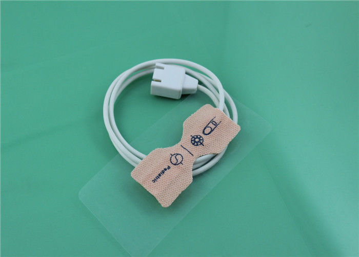 Nonin Spo2 Probe Sensor 7 Pin Disposable SpO2 Sensor Neonate / Adult Use